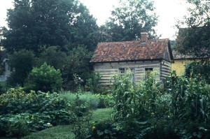 Miksch Garden, Old Salem