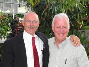 Dean Norton and Bill Welch