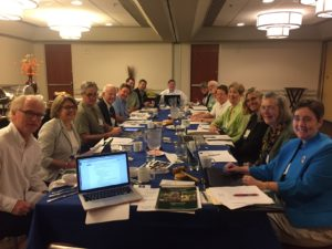 SGHS Board of Directors 2017