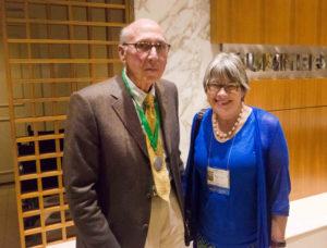 Davyd Foard Hood and Peggy Cornett