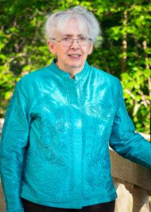 Judith Tankard at Tregaron Estate. Photo by Jennifer Packard